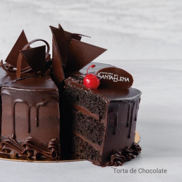 Banner Torta de Chocolate