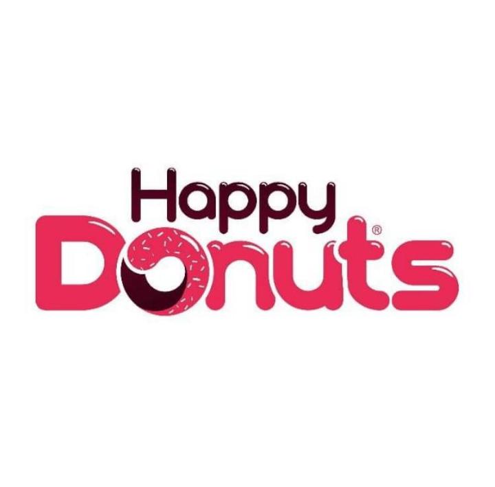 LOGO HAPPY DONUTS 3