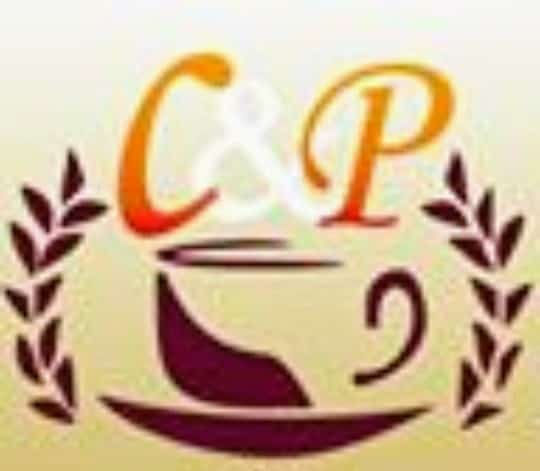 logo cafe y pan