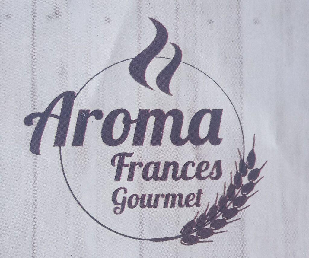 logo aroma frances